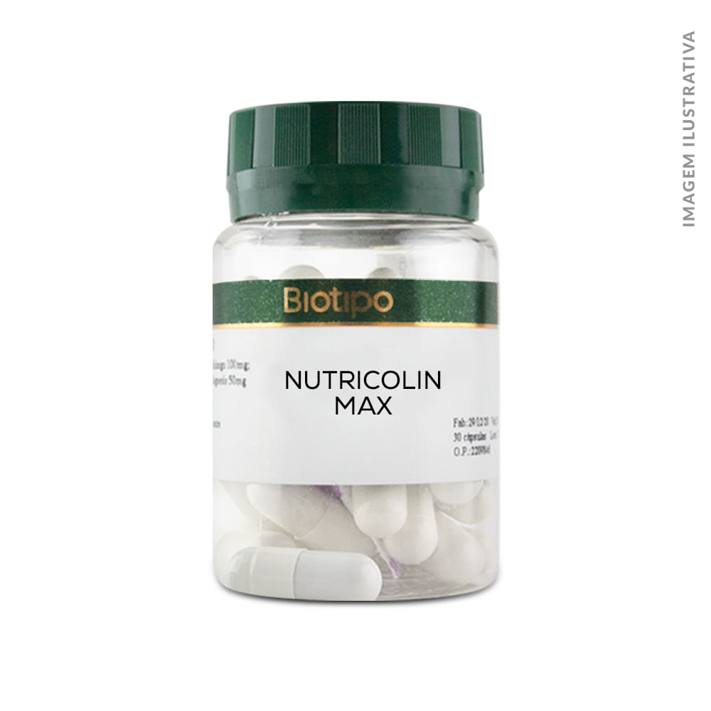 nutricolinmax